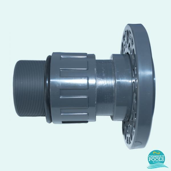 Flansa adaptoare set D90 filtru Vesubio