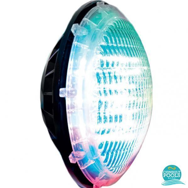 Bec cu leduri Eolia pentru piscina 100 W RGBW