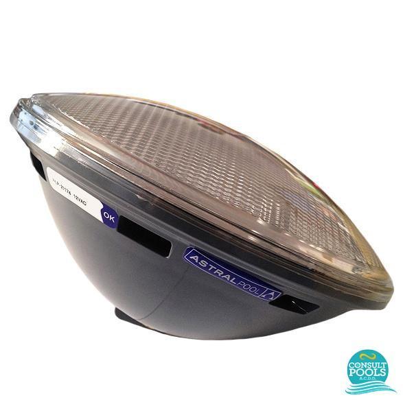 Bec cu leduri RGB 27 W / 35 W Astral Pool pentru piscina
