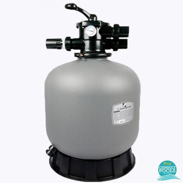 Filtru piscina  D350 mm 4 mc/h  Emaux