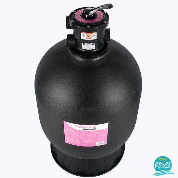 Filtru piscina Powerline D520 10 mc/h HY520