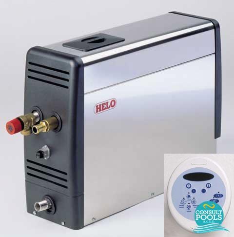 Generator de aburi   HELO 9,5 kw
