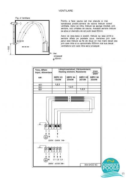 Incalzitor Helo D 6 kw 04652
