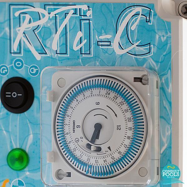 Incalzitor piscina RTIC Titan 9 kw