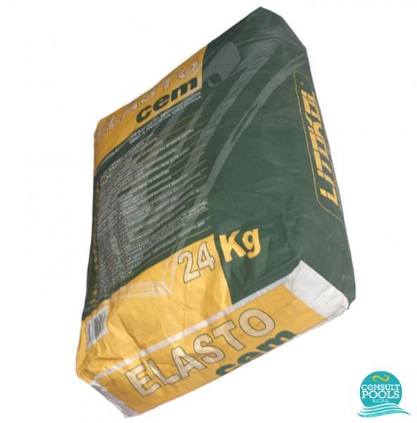 Mortar hidroizolant Litokol pentru piscine 24 kg
