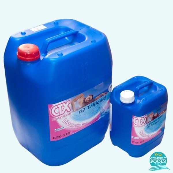 Oxigen activ lichid  Spania CTX110 30 l