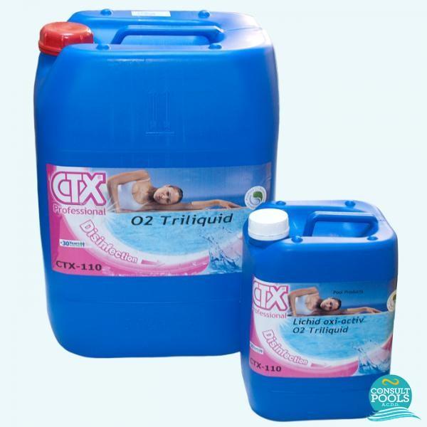 Oxigen activ lichid  Spania CTX110 5 l