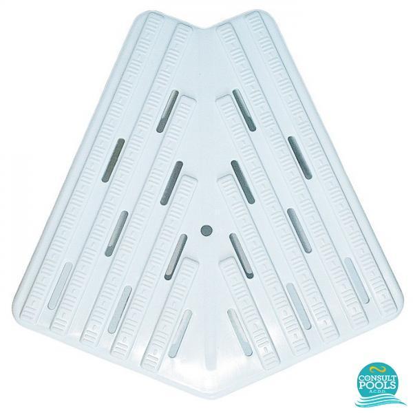 Profil gratar piscina colturi 195 mm 22387