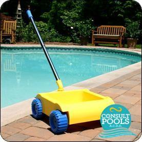 Robot piscina Aquabot Bravo