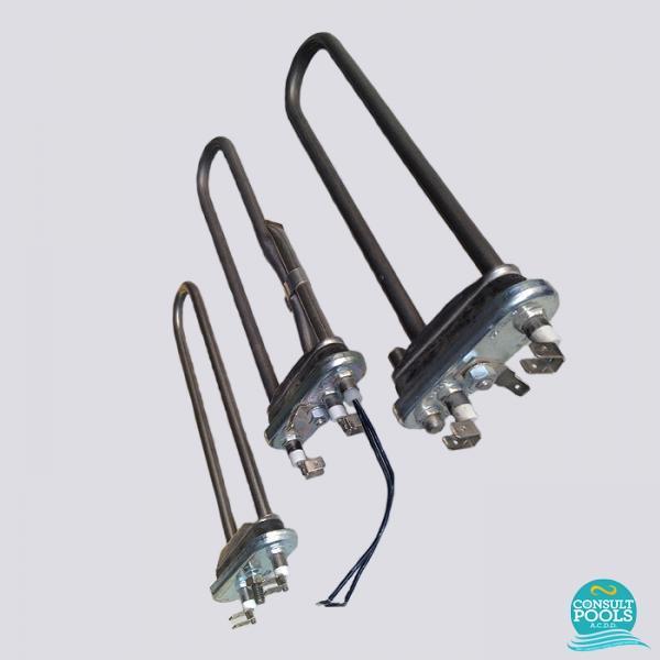 Set rezistente generator de aburi Helo 6 KW