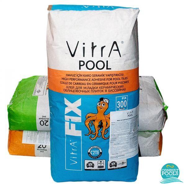 Adeziv pentru piscina Vitrafix Pool 25 kg