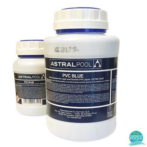 Adeziv PVC Astral Blue 0.5l