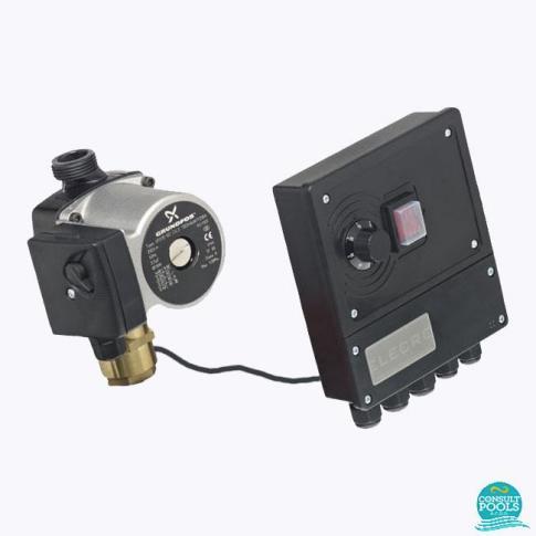 Automatizare schimbator de caldura Elecro Vulcan Analog