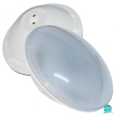 Bec piscina cu leduri alb rece 9 W, 5700K, PAR56, 12VAC, IP68, 50/60 Hz AstralPool