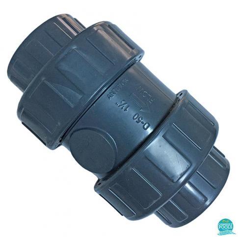 Clapeta de sens PVC U D50 Cepex