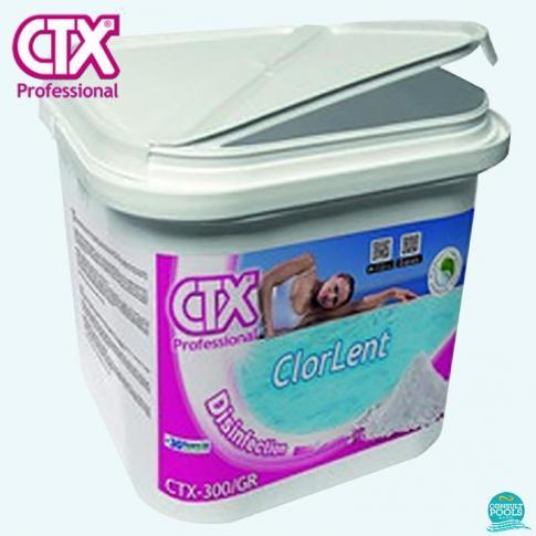 Clor lent granule Triclor 90 % CTX 300 5 kg