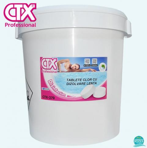 Clor lent tablete CTX 370-25 kg