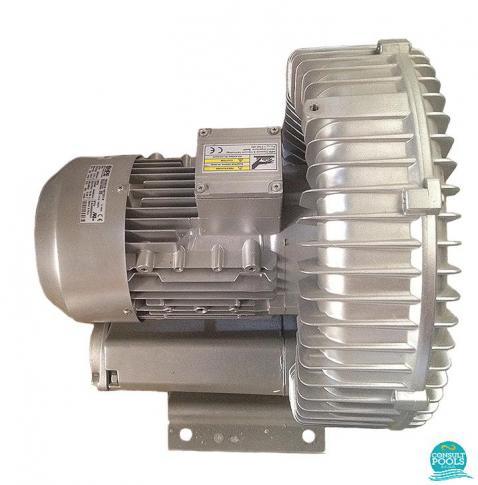 Compresor aer Astral Pool 0.40 kw  3 faze, 84 mc/h, 220 / 380 V