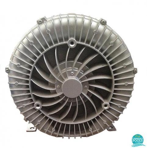 Compresor aer Astral Pool 1.30 kw  3 faze, 210 mc/h, 220/380 V