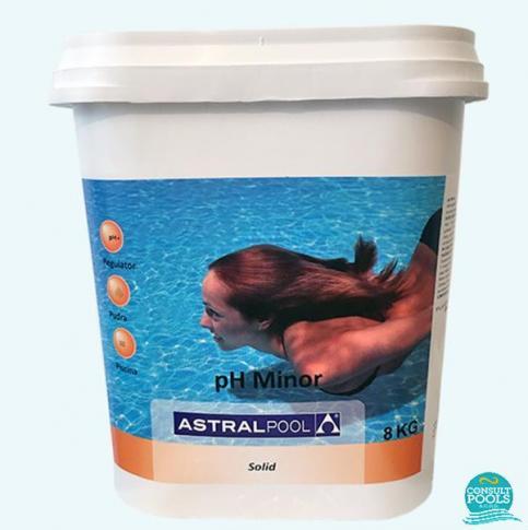 Corector pH minus granulat Astral Pool 8 kg