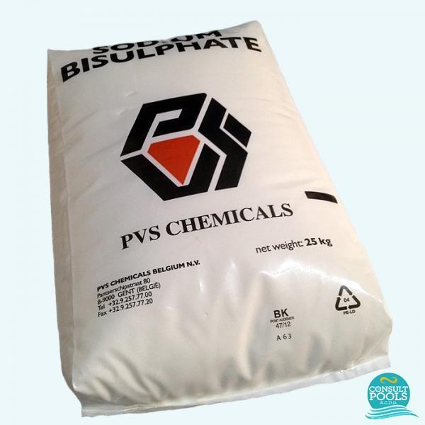 Corector pH minus  pudra 25 kg Belgia