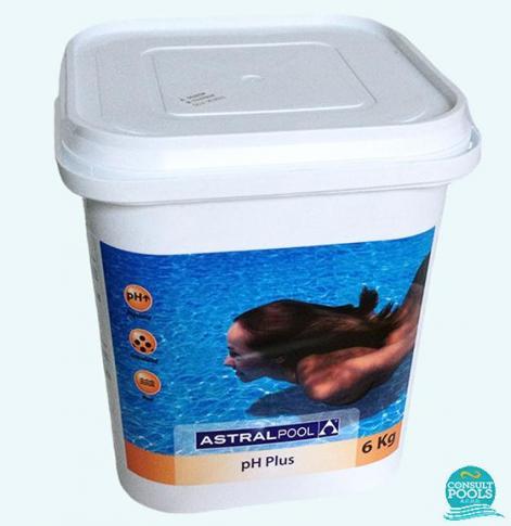 Corector ph plus Astral Pool 6 kg
