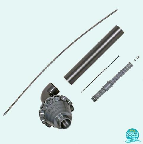 Distribuitor crepine filtru piscina Cantabric side D750