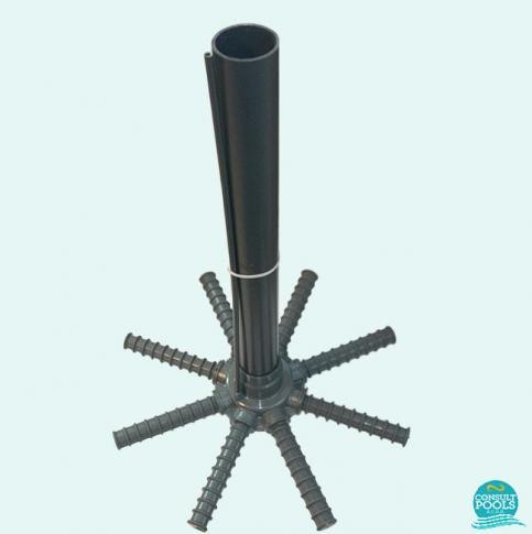 Distribuitor crepine filtru piscina Cantabric top D500