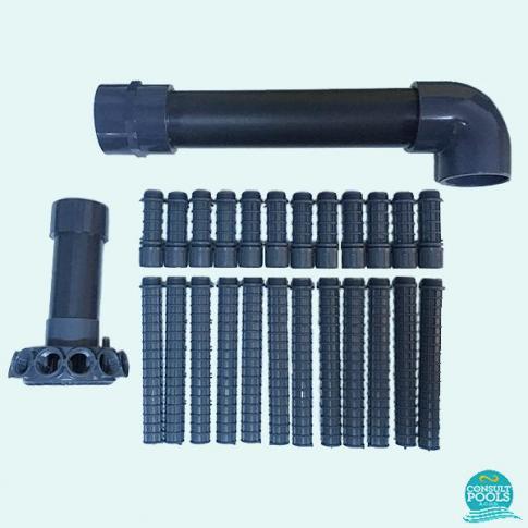Distribuitor crepine filtru piscina D1200