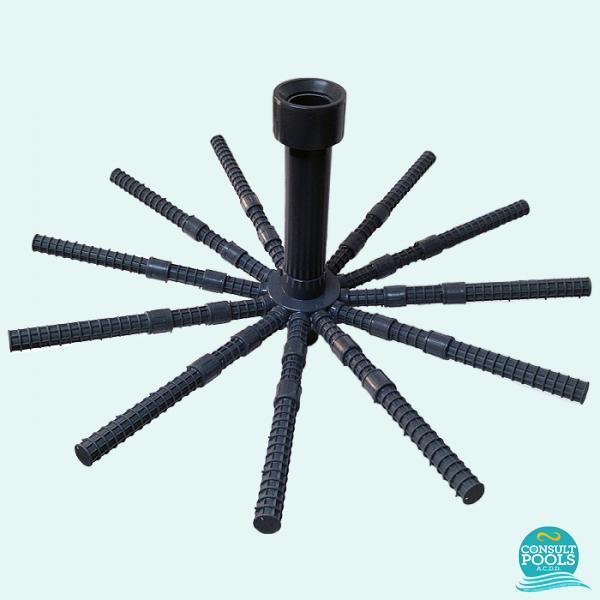 Distribuitor crepine filtru piscina D1400