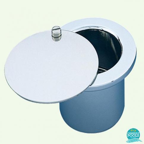Duza aspirator inox cu capac glisant AISI-304 Astral Pool
