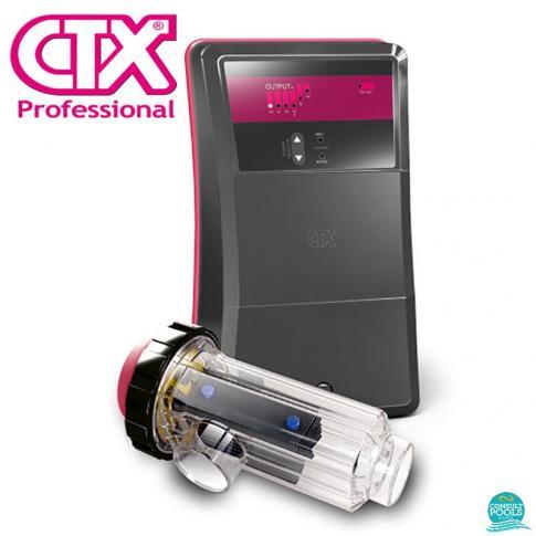Electrolizor de sare CTX Go Salt-7, volum de apa 25 - 30 mc CTX Professional Spania
