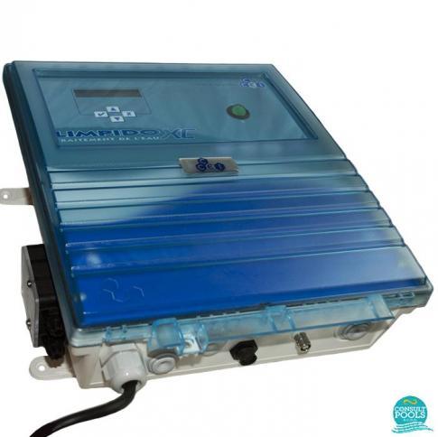 Electrolizor de sare LIMPIDO XC 60 HP