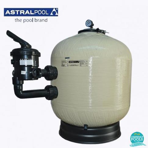 Filtru piscina bobinat Ivory Side D600 14 mc/h