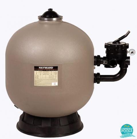 Filtru piscina Hayward Pro Series Side D895 30 mc/h, 2
