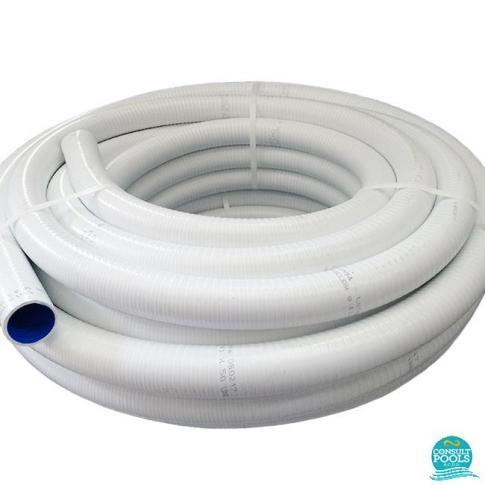 Furtun pvc flexibil D50 cu protectie clor HEYPAR