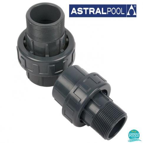 Holender pvc U D50 1 1/2 FE Astral Pool