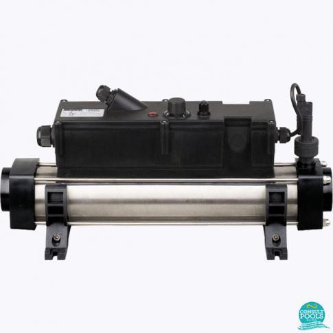Incalzitor piscina Elecro Flow Line Titan 9 kw , 400 V , 13 Amp