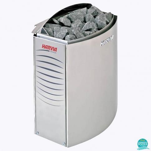 Incalzitor sauna uscata Harvia Vega 8 kw  HCBE800400S