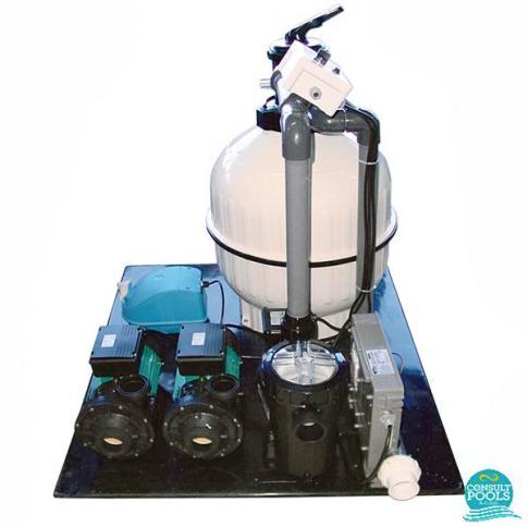 Kit compact pentru Swimspa Astral Pool