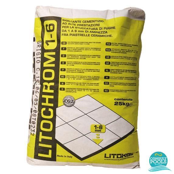 Kit de rosturi Litochrom 25 kg