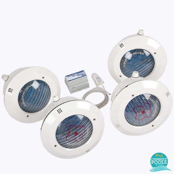 Kit iluminare piscina cu LED PAR56 CP3914L