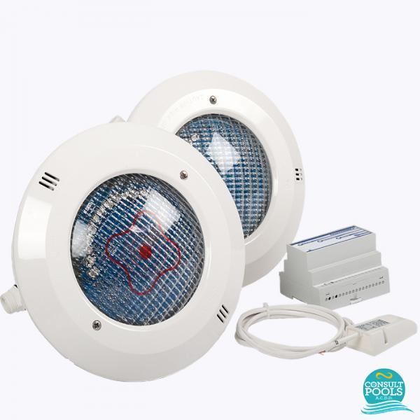 Kit iluminare piscina cu LED PAR56 CP391
