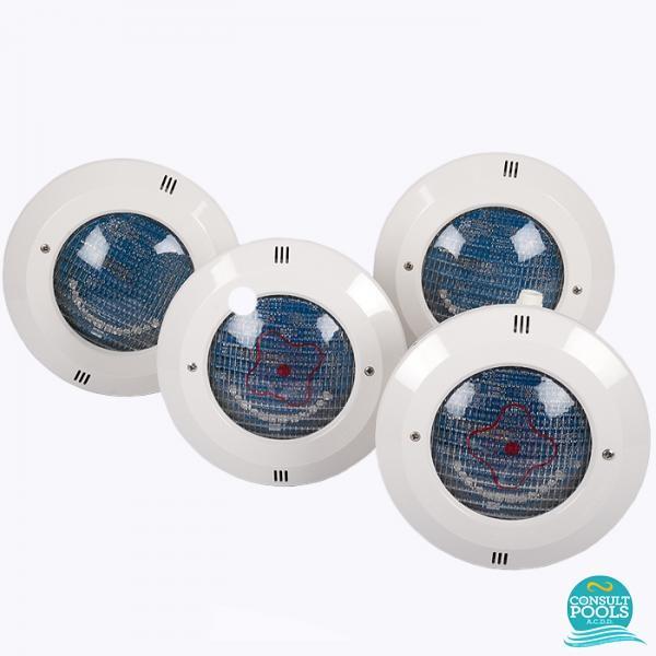 Kit iluminare piscina cu LED PAR56 CP391W4