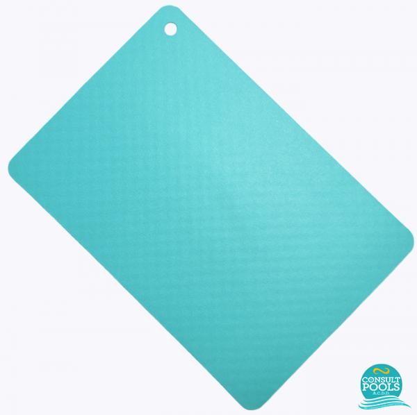Liner membrana PVC verde caraibi