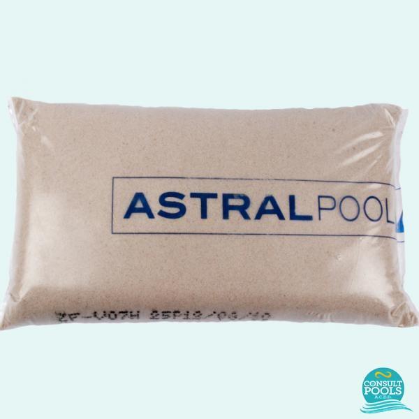 Nisip material filtrant pentru piscina 0.4 -0.8 mm Astral Pool