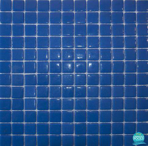 Mozaic piscina albastru culoarea cerului  HVZ010