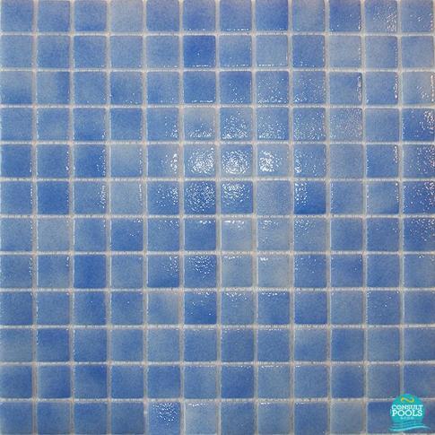 Mozaic piscina albastru  HVZ121