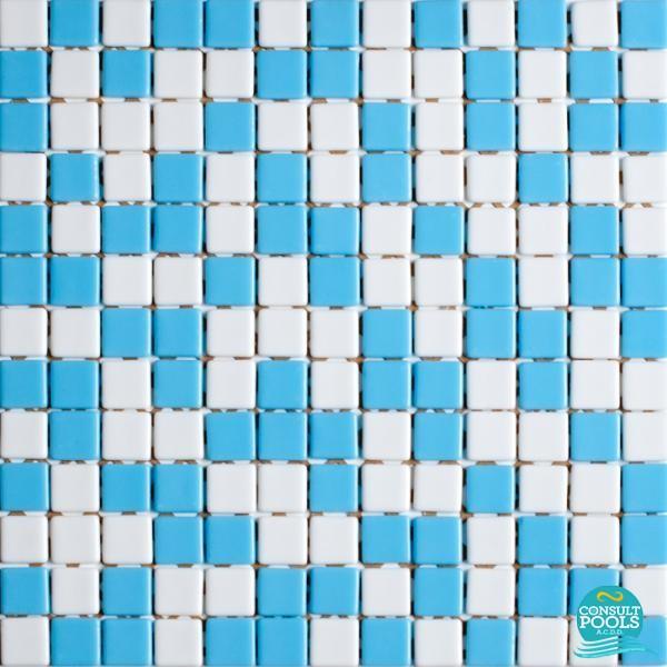 Mozaic piscina mixt Togama Baleares