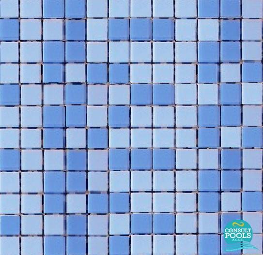 Mozaic piscina mixt Togama Mauricio